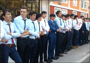 Tajikistan's imitation civil society