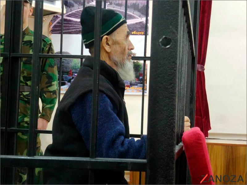 Чуйский областной суд оставил Азимжана Аскарова под стражей