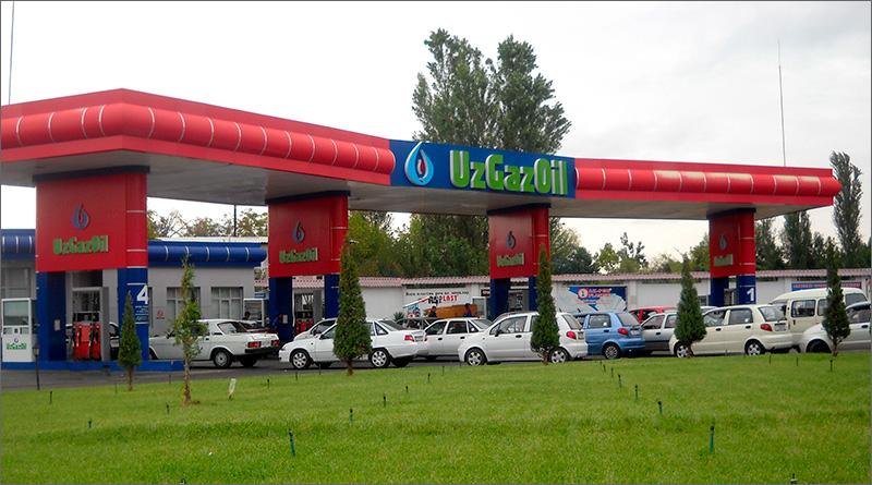 ВУзбекистане выросли цены набензин