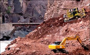 В Таджикистане 29 октября будет перекрыто русло Вахша для возведения плотины Рогунской ГЭС