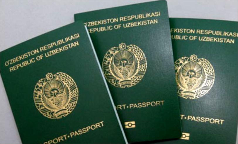 ВТашкенте паспортные департаменты временно закрылись напрофилактику