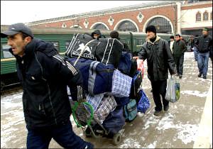 «Голоса миграции». Чем дальше от Москвы, тем приветливее люди