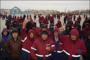 Казахстанская трагедия. Пять лет со дня расстрела рабочих Жанаозена
