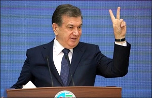 Poet to new Uzbek president: Let's experiment!