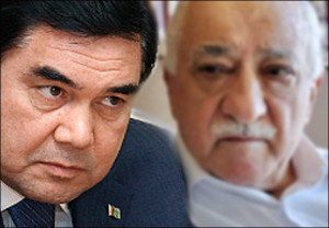 Turkmenistan: Repressing Gulen supporters to cajole Erdogan?