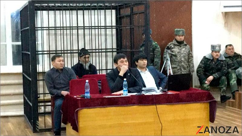 Дело Азимжана Аскарова. вердикт правозащитнику объявят 24января