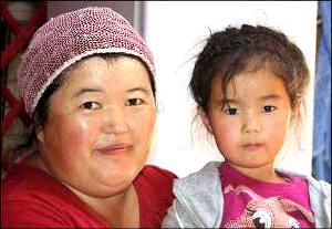 Что в имени тебе моем? Как киргизы нарекают своих детей