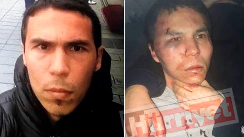 Турция: Исполнитель теракта в Reina признал свою вину. Детали операции по его поимке