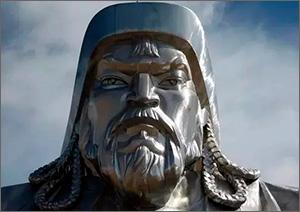 Казахстан: Чингисхан запретил докапываться до него без разрешения Назарбаева