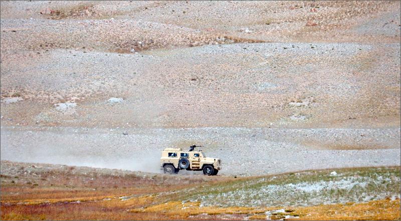 В Афганистане замечены китайские военные патрули. Пекин ...: http://www.fergananews.com/news/26072