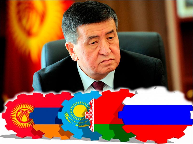 КНР является одним изосновных партнеров Кыргызстана поимпорту -- премьер