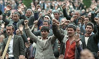 Таджикистан, весна 1992-го: Кровь. Начало. Свидетельства очевидцев