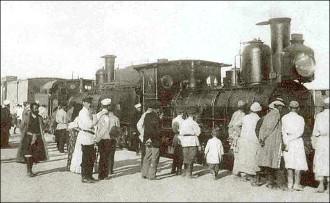 Наследие Российской империи в Таджикистане: железная дорога, вокзалы, водонапорные башни