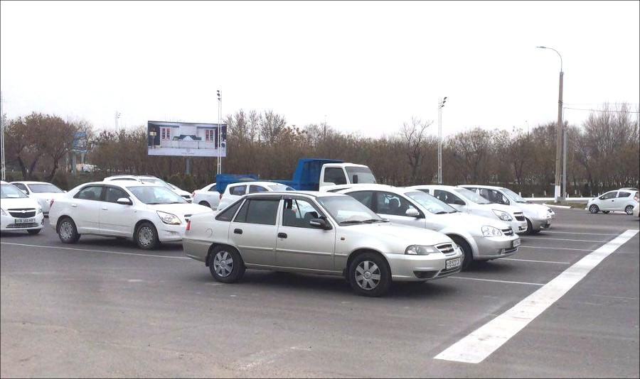 ВТашкенте занеполные сутки камеры зафиксировали неменее 6-ти тыс. нарушений
