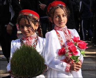 День весеннего равноденствия. В горных кишлаках Таджикистана хранят древние традиции празднования Навруза