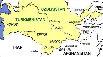 Узбекские пасынки Аркадага. К визиту Шавката Мирзиёева в Туркменистан
