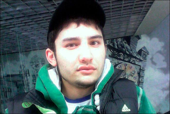 Подозреваемый в совершении теракта в Петербурге Акбаржон Джалилов лишён российского гражданства