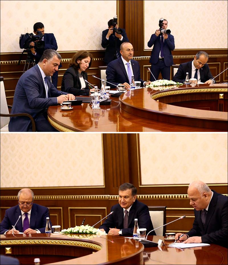 Руководитель МИД Турции посетит Узбекистан