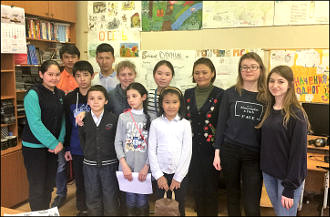 Перелетные дети. В подмосковном лицее семьям мигрантов помогают выучить русский язык