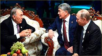Если не Атамбаев: Какого президента Кыргызстана хотят видеть главы соседних государств?