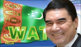Arkadag show in Turkmenistan