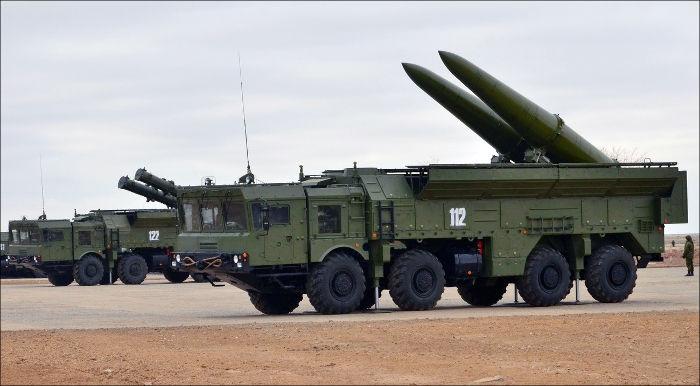 ВТаджикистан впервый раз переброшены комплексы «Искандер-М»