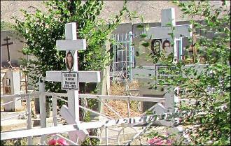 Чтобы помнили. На севере Таджикистана взялись за обустройство кладбищ