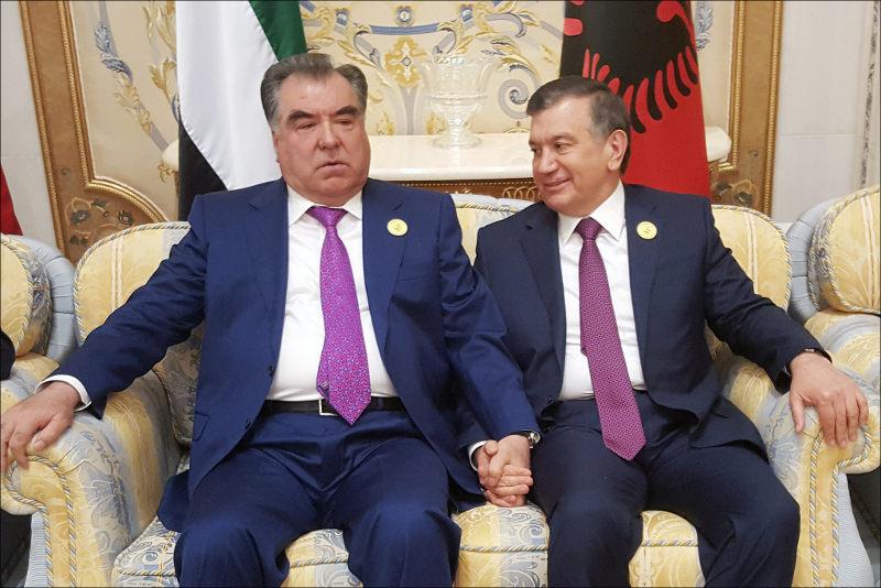 Президент Узбекистана встретился сТрампом