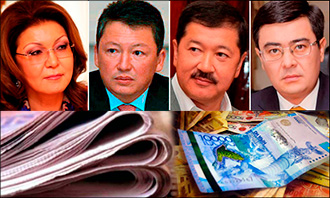 Who owns media in Kazakhstan?