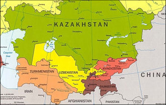 Интеграция в Центральной Азии: Культурно-цивилизационные основы