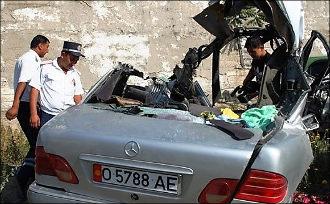 Страшнее, чем теракты. Как выжить на дорогах Кыргызстана?