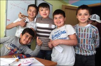 Нескучное обучение. В летнем лагере лицея «Ковчег-XXI» дети мигрантов заговорили по-русски