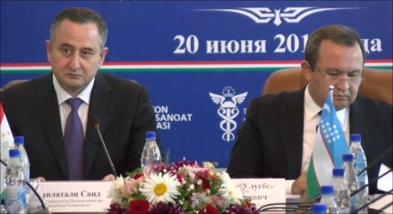 Бизнесмены Таджикистана иУзбекистана выступают заотмену визового режима между странами