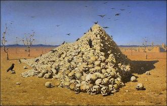 К открытию выставки в Русском музее: Почему Василий Верещагин - неудобный художник?