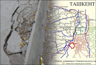 Арыки Ташкента: журчащее прошлое и безводное настоящее