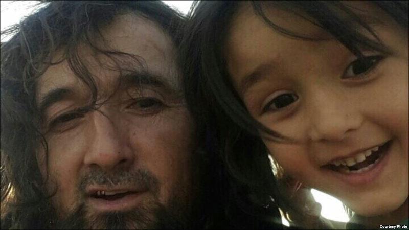 Вглобальной сети появилось селфи экс-командира ОМОН Таджикистана Халимова сдочерью
