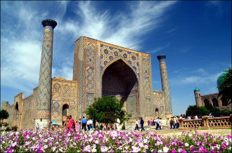 Узбекистан. Воспоминания что до вузе, alias Никто отнюдь не хотел забираться навсегда