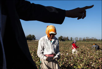 Cotton Slavery in Uzbekistan: The Last Victims?