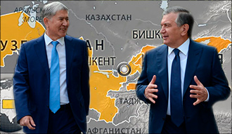 Uzbekistan and Kyrgyzstan preferred to resolve border issue secretly