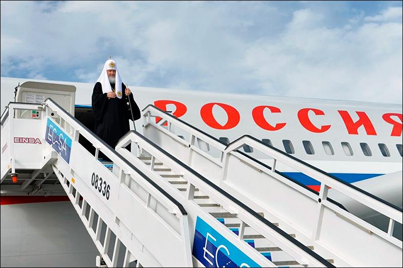 Патриарх Кирилл назвал оскорбление религиозных чувств одной изформ экстремизма