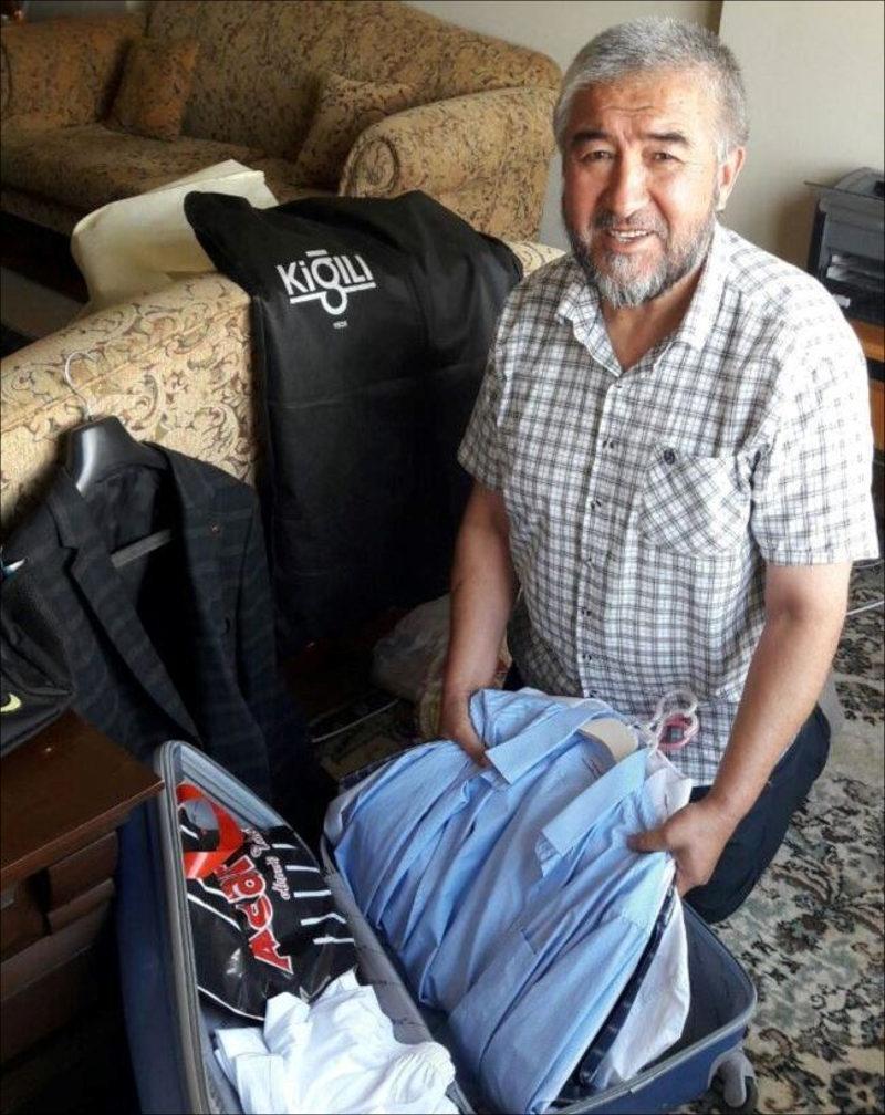 Узбекский писатель Отаханов схвачен повозвращении вТашкент