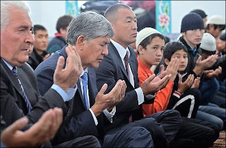 Opium for the President: Religion and Kyrgyzstan's forthcoming elections