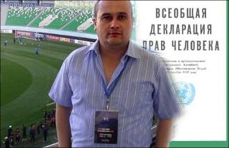 Secret arrest again. Still no respect for human rights in Uzbekistan