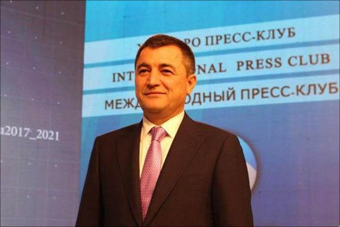 Алишер Султанов повышен дозаместителя премьера Узбекистана
