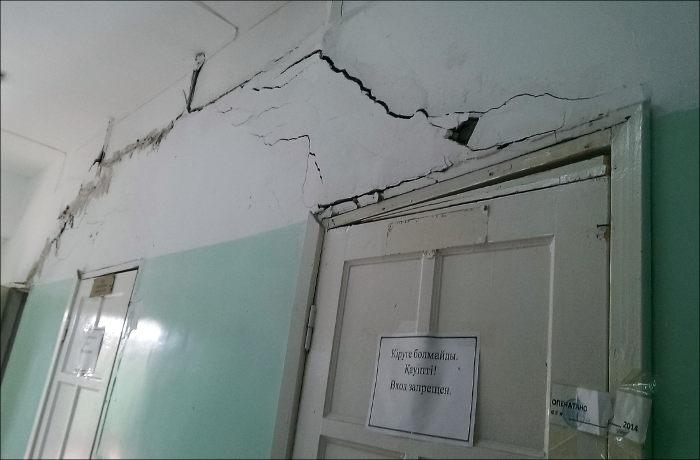 36 школ находятся в аварийном состоянии в Казахстане