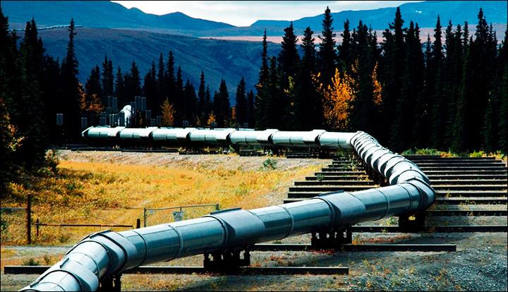 Русская нефть пошла вУзбекистан через Шымкент