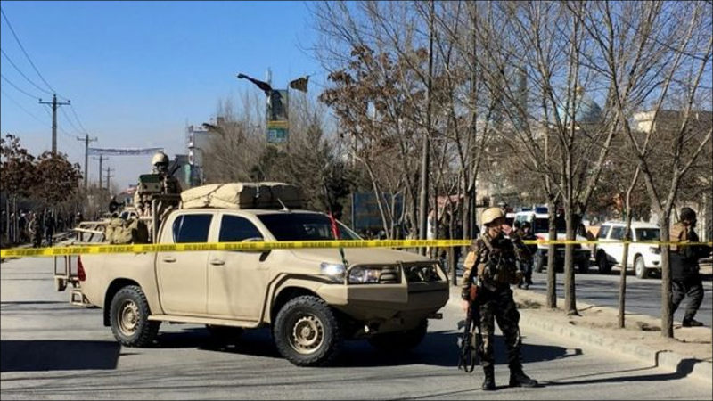 Власти США осудили «варварскую атаку» вКабуле