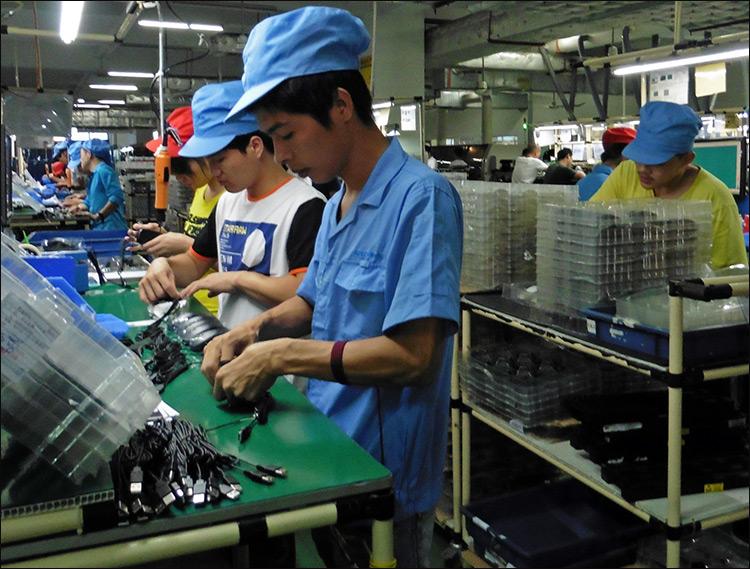 Рост китайской экономики ускорился в предыдущем году практически до7%