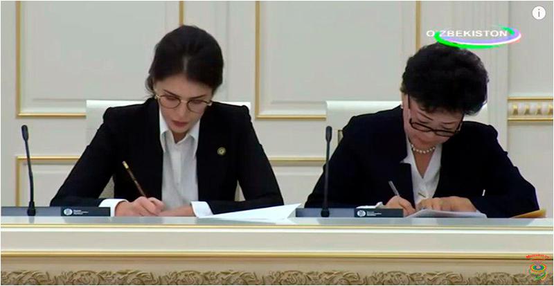 Дочь президента Узбекистана приняли наработу вМинистерство дошкольного образования