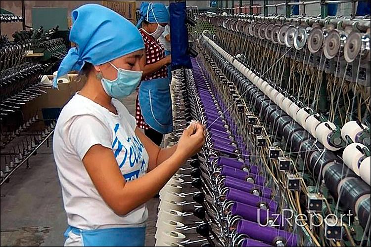 ВВП Узбекистана вырос неменее чем на5% в 2017г.